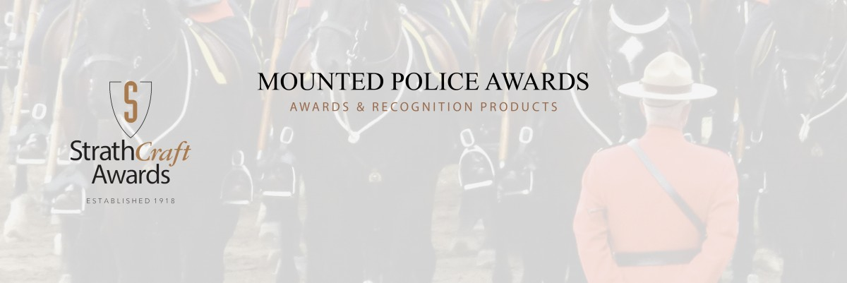 Mounted Police Awards Banner
