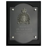 Etched Acrylic Plaque
