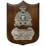 Crested Executive Shield Series