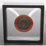 Single Challenge Coin Holder