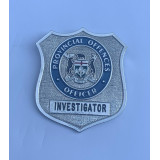 Provincial Offences Officer Wallet Badge