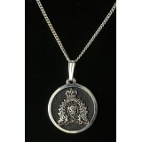 Insignia Pendent with Chain