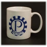 Ceramic Coffee Mug with Probus Logo