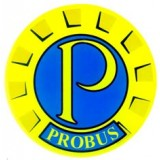 "3"" Probus Emblem Window Decal"
