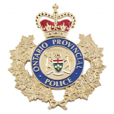 Ontario Provincial Police Crest