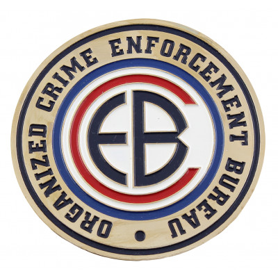 OPP, Organized Crime Enforcement Crest