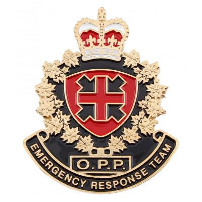 OPP Emergency Response Team Crest