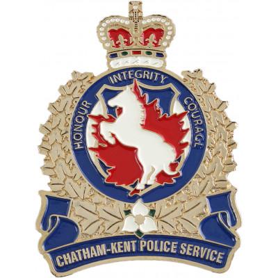 Chatham Kent Police Crest