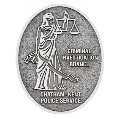 Chatham Kent Criminal Investigations Branch Crest