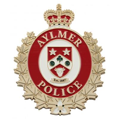 Aylmer Police Crest