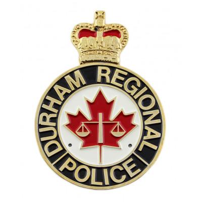 Durham Regional Police Crest