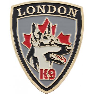 London K9 Crest