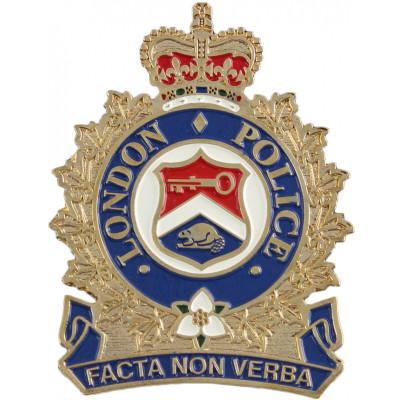 London Police Crest