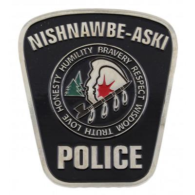 Nishnawbe-Aski Police Crest