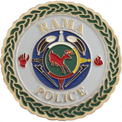 Rama Police Crest