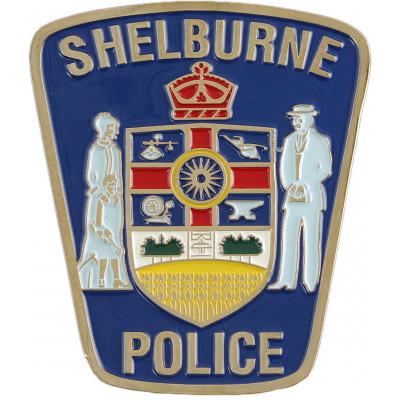 Shelburne Police Crest