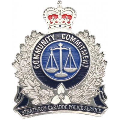 Strathroy Police Crest