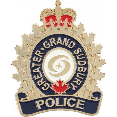 Sudbury Police Crest