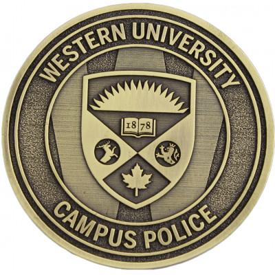 Western University Campus Police Crest