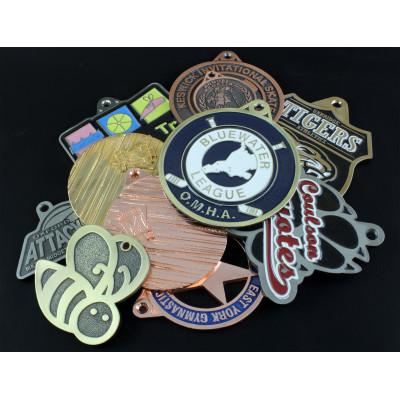 Cast Medallions