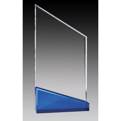 9'' Blue Cole Acrylic