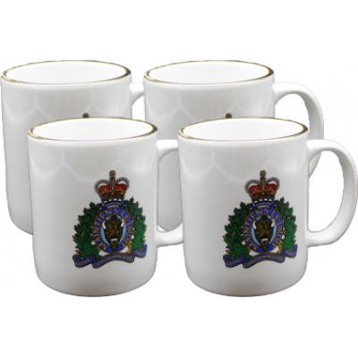 Porcelain Mug Set