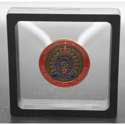 Single Challenge Coin Holder