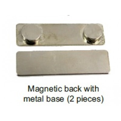 Magnet Set - Name Badge Backing
