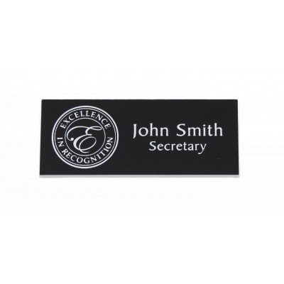 Laser Engraved Name Badges